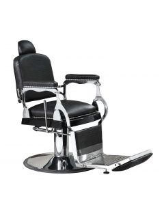 Lotus Heston Barber Chair Black