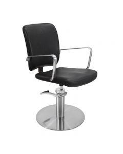 Lotus Kingsley Black Styling Chair