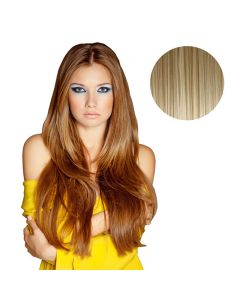 BiYa Instant Clip in Hairdo 24 Light Golden Blonde