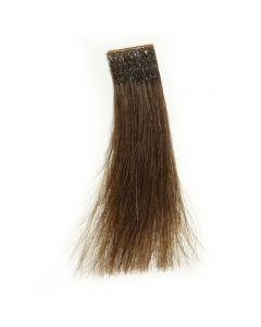 Pivot Point Medium Dark Hair Swatches 50 pieces 6in