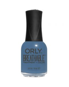Orly Breathable De-Stressed Denim Treatment + Color Polish 18ml