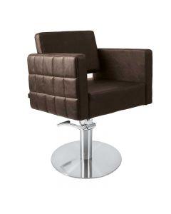 Lotus Washington Styling Chair Brown