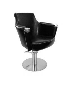 Lotus Barrett Styling Chair Black
