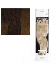Balmain Prebonded Fill-in Extensions Human Hair 40cm 50pcs 6G.8G