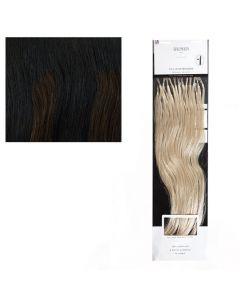 Balmain Prebonded Fill-in Extensions Human Hair 40cm 50pcs 3.5 Ombre