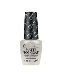 OPI Nail Lacquer Matte Top Coat 15ml