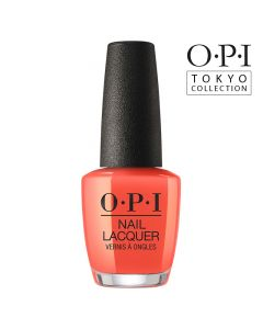 OPI Nail Lacquer Tempura-ture Is Rising Tokyo Collection 15ml