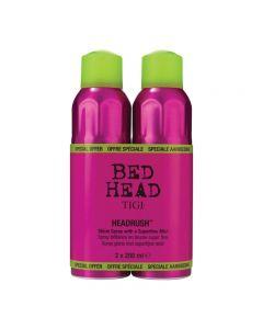 Tigi Bed Head Headrush Shine Spray Duo