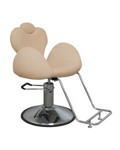 Lotus Monroe Beauty Chair Taupe