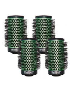 Olivia Garden Multibrush Barrel 56mm Pack of 4