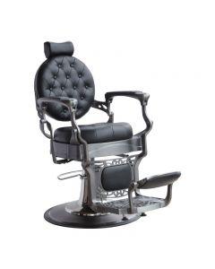 Lotus Gilbert Black Barber Chair