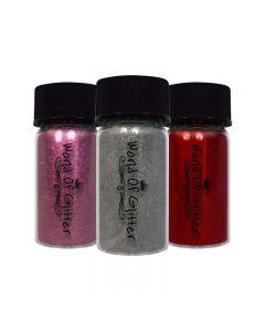 World Of Glitter Chrome Nail Dust 1g