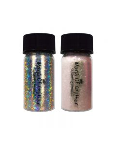 World Of Glitter Nail Dust 4g
