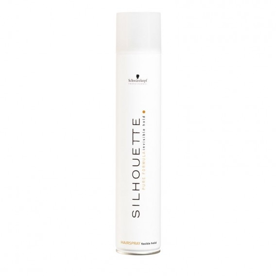 Silhouette Hairspray Flexible Hold 500ml by Schwarzkopf