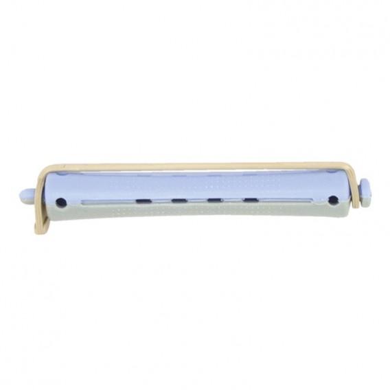 Sibel Two-Tone Vent Perm Rod/12 Long Blue/Grey