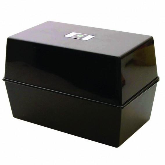 Agenda A - Z Index Box Black