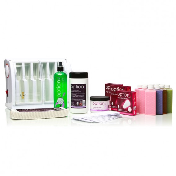 Hive Multi Pro Cartridge Heater and Roller Wax Accessory Pack