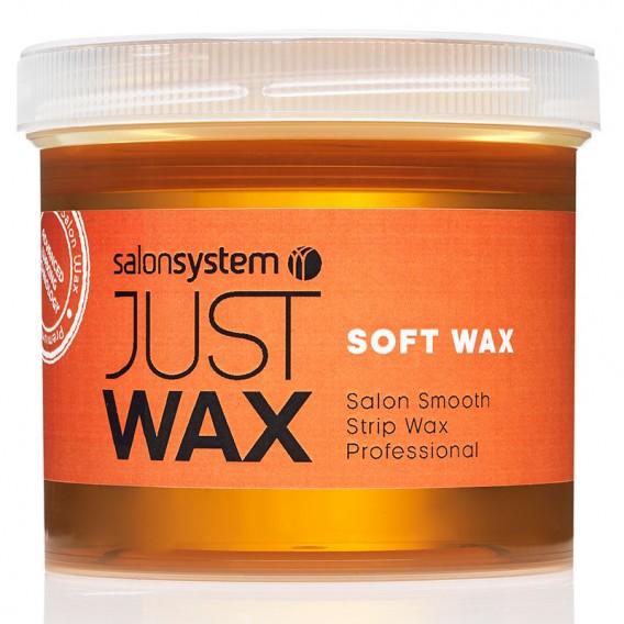Just Wax Soft Wax 450g