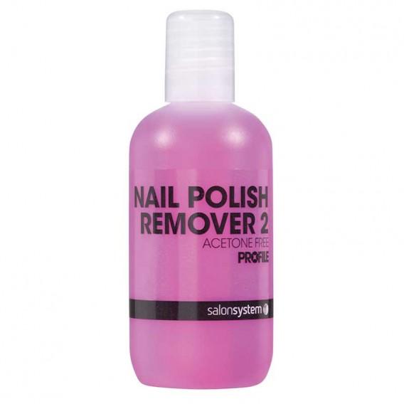 Profile Nail Polish Remover Acetone Free125ml