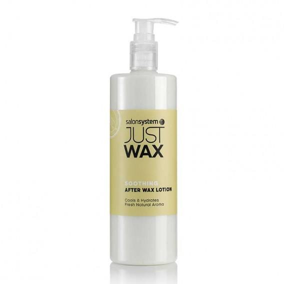 Just Wax Soothing After Wax Lotion 500ml