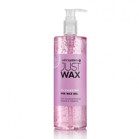 Just Wax Cleansing Pre Wax Gel 500ml