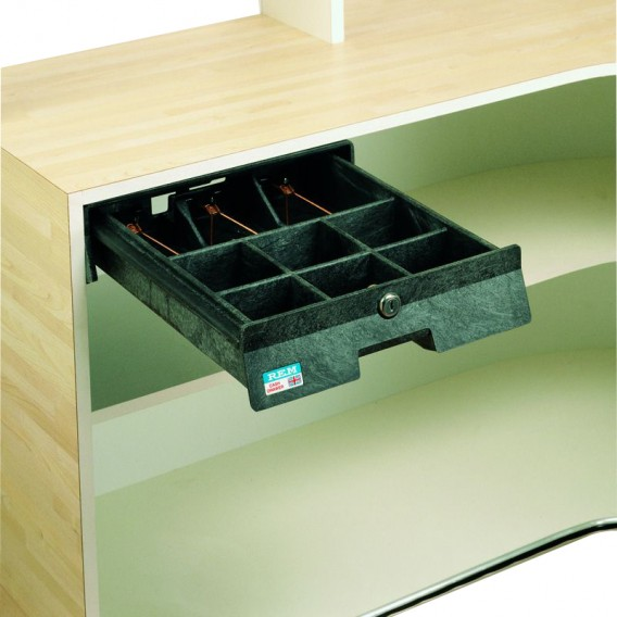 REM Lockable Cash Drawer Right Hand Side