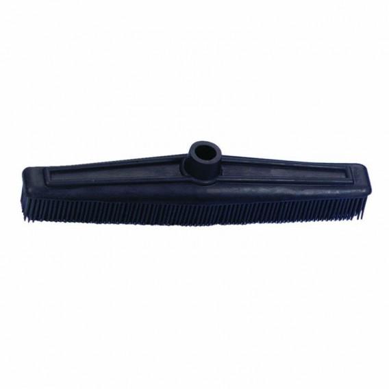 Sibel Rubber Broom Head Black