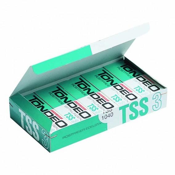Tondeo TSS Razor Blades x 10 Long