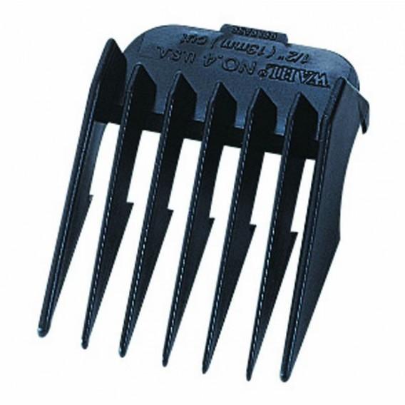 Wahl Attachment Comb No.4 Black 13mm