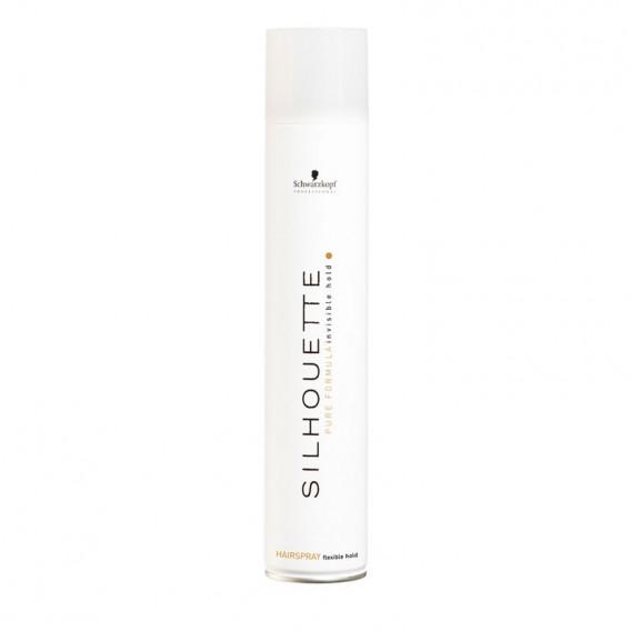Silhouette Hairspray 300ml Flexible Hold by Schwarzkopf