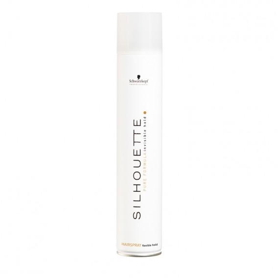 Silhouette Hairspray Flexible Hold by Schwarzkopf