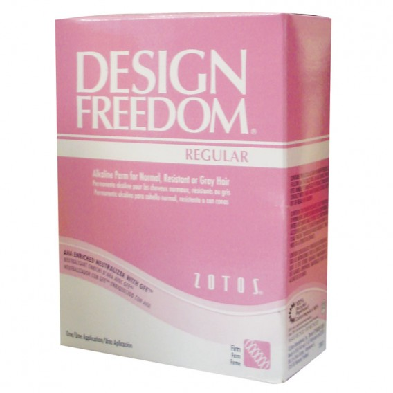 Zotos Design Freedom Conditioning Perm Regular
