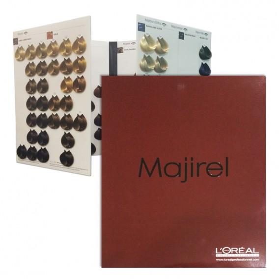 l u0026 39 or u00e9al majirel colour shade chart