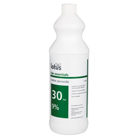 Lotus Creme Peroxide 1 Litre 30 Vol 9%