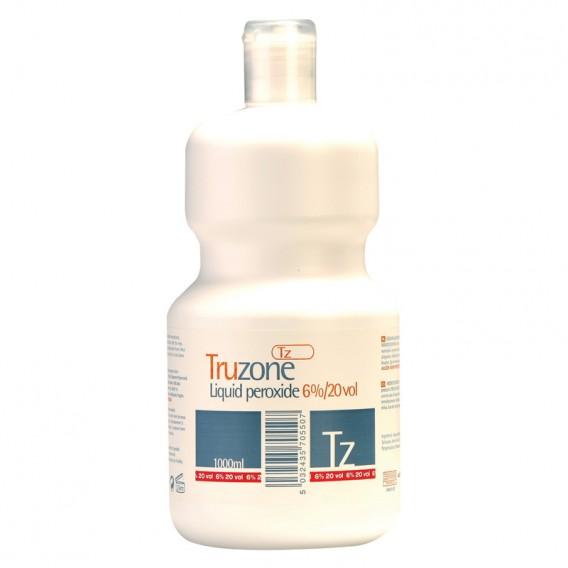 Truzone Liquid Peroxide 6% 20 Vol 1 Litre