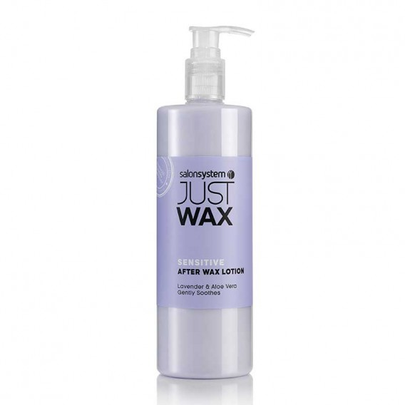 Just Wax Sensitive After Wax Lotion 500ml