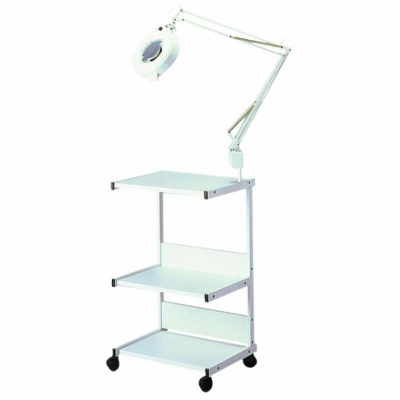 Skinmate Trio Trolley with Standard Shelves
