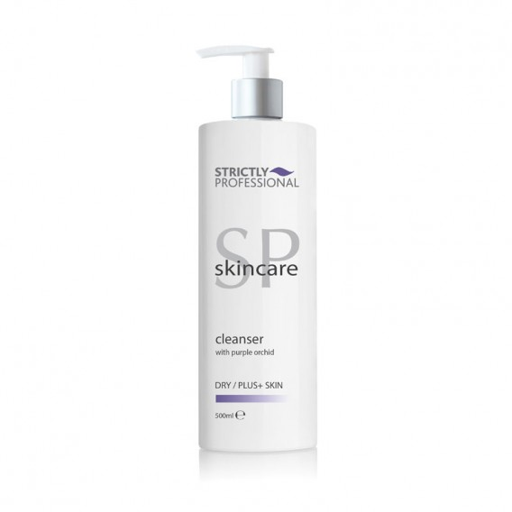Strictly Professional Cleanser Dry/Plus+ 500ml