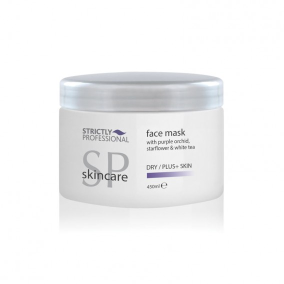 Strictly Professional Facial Mask Dry/Plus+ 450ml
