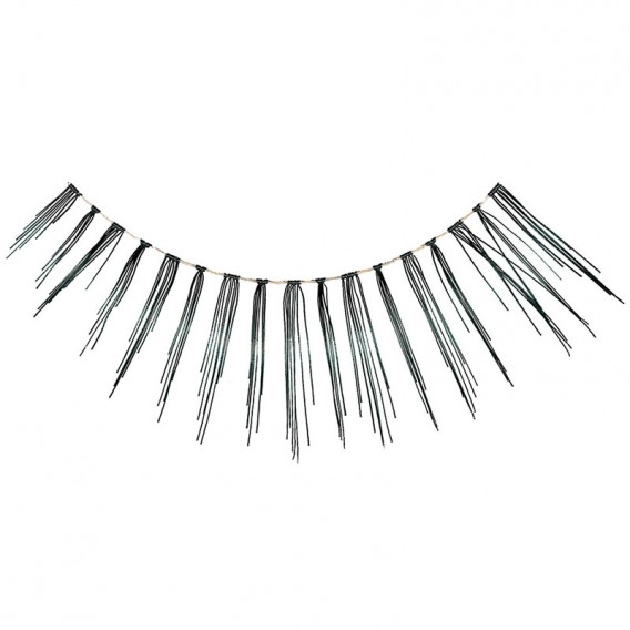 Salon System Naturalash Strip Eyelashes 116 Black