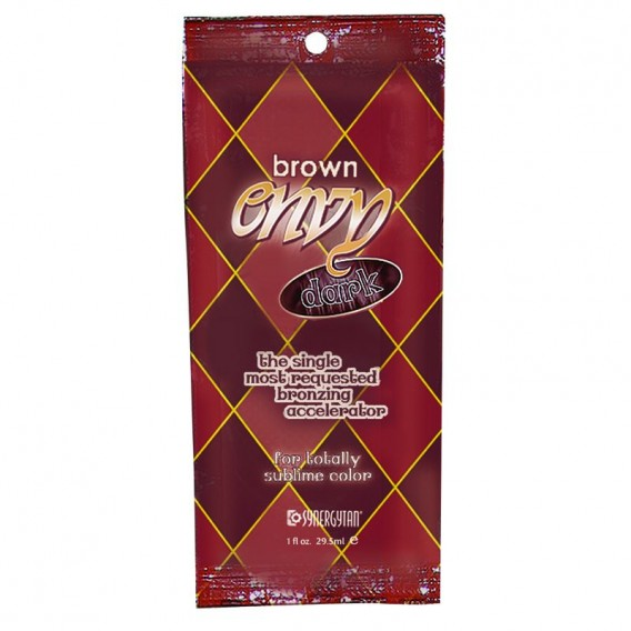 Synergy Tan Brown Envy Dark Sachet 29.5ml Tanning Accelerator