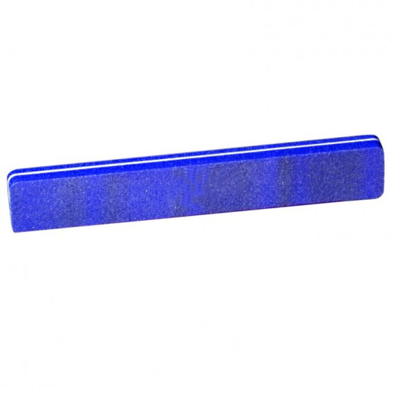 Lotus Essentials Blue Jumbo Sanding File 100 Grit