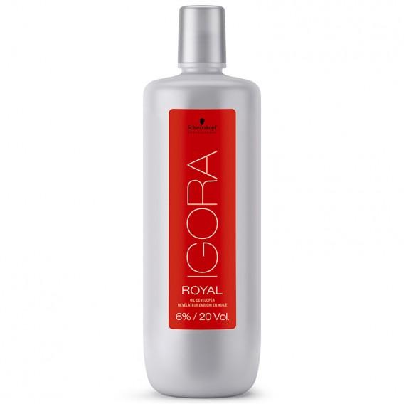 Igora Royal Oil Developer 6% 1Ltr
