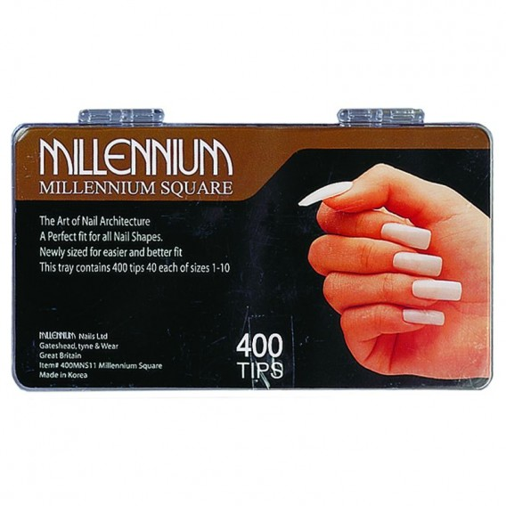400 Nail Tips - Millennium Square