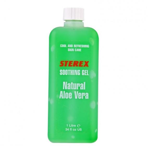 Sterex Natural Aloe Vera Soothing Gel 1 Litre