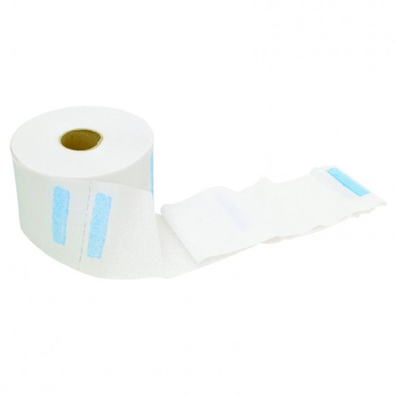 Sibel Disposable Elastic Paper Collar (5 x Rolls)