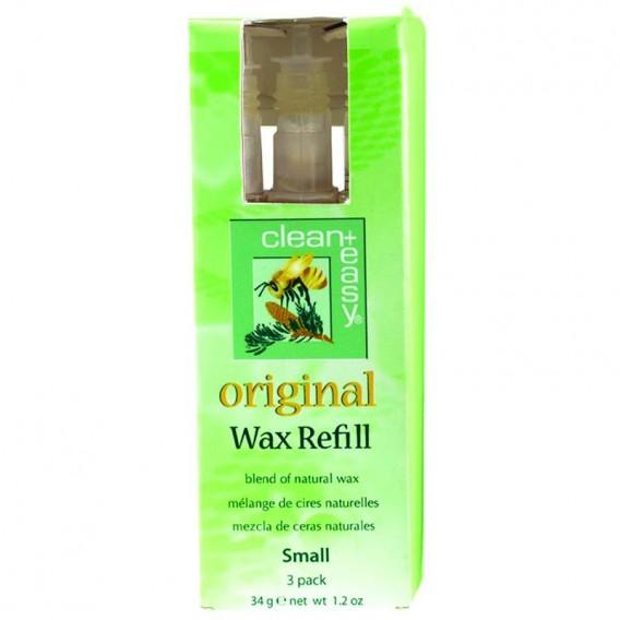Clean + Easy Original Small Refill 34g (x3)