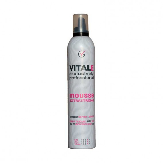 Vitale Extra Strong Mousse 500ml