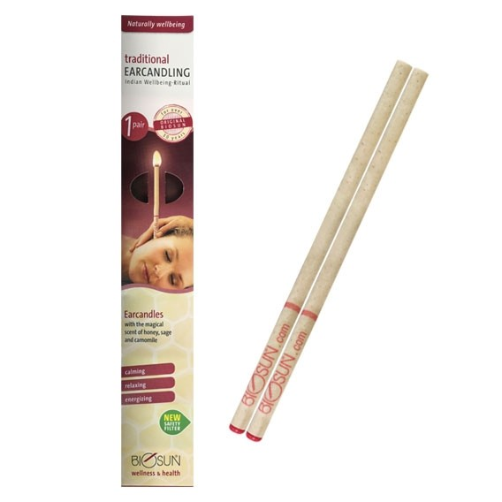 biosun ear candles how to use
