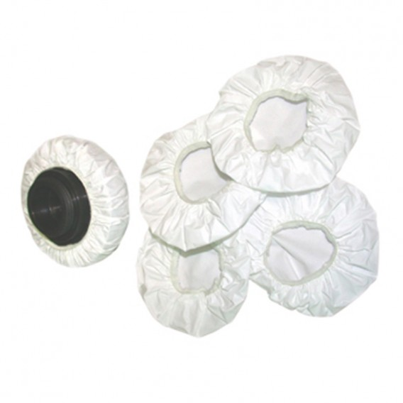 Carlton Round Soft Covers for No.12 Head for G5 (Pack of 5)